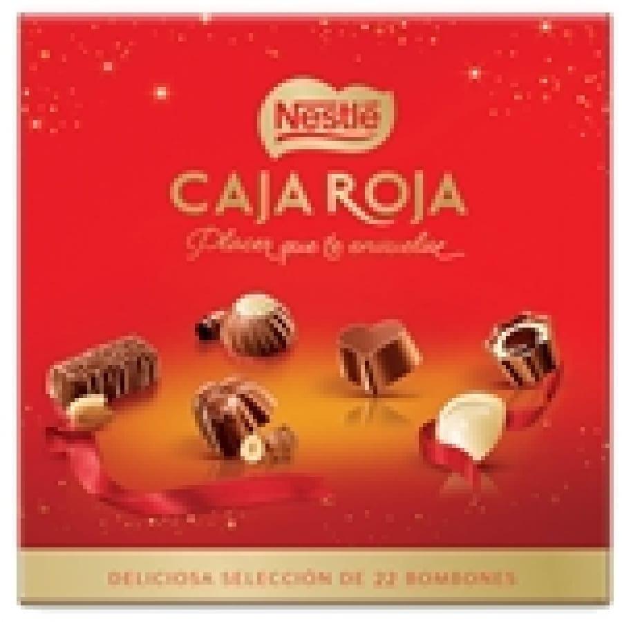 Caja Roja - Nestlé